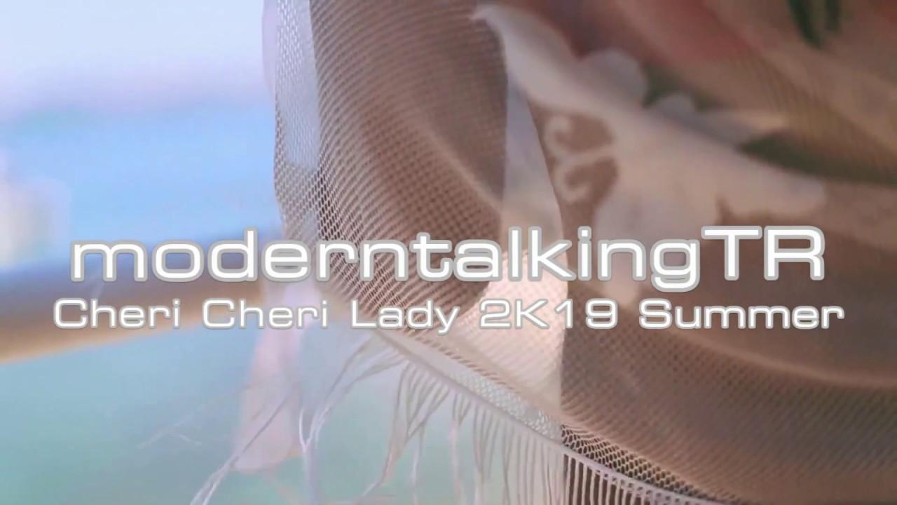 Cheri Cheri Lady 2K19 Summer ☀️