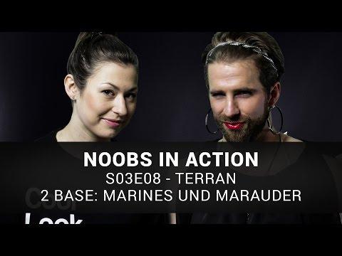 NIA S03E08 - 2 Base: Marines und Marauder (Terran)