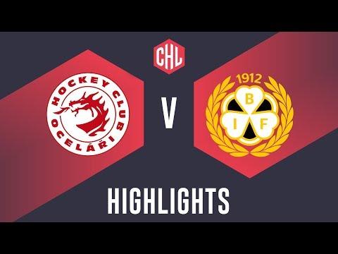 Highlights: Oceláři Třinec vs. Brynäs IF