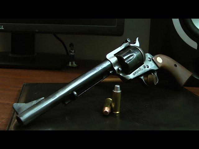 コルト SAA ニューフロンティア 実銃レビュー Part 2