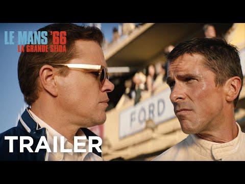 Le Mans '66 - La Grande Sfida | Trailer Ufficiale HD | 20th Century Fox 2019