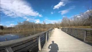 Towpath Bike Trail along Ohio & Erie Canalway