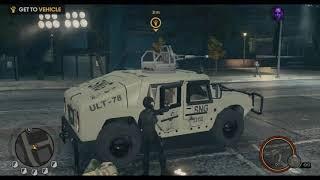 Babe Frees Alien Princess Kwilanna / Jenny (Saints Row 3 | Faster, More Intense! Mission)