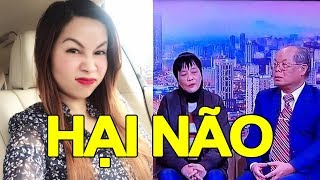Trang Lê Mới Nhất: Dằn mặt tiến sĩ Đoàn Hương bợ đít PGS TS Bùi Hiền cải cách Tiếng Việt-Dễ ở tù
