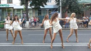 Repeat youtube video Fly Project - Toca Toca choreography DS Respect