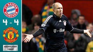 Bayern Munich Vs Manchester United 4 4 Agg Highlights Goals Quarter Final Ucl 2009 2010 MP3