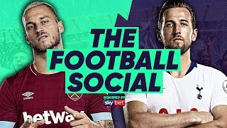 Download Video LIVE! West Ham 0-1 Tottenham #TheFootballSocial MP3 3GP MP4