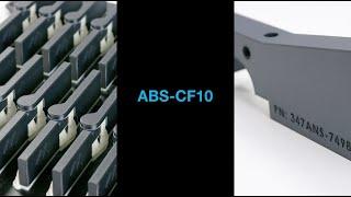 Introducing ABS-CF10 | Stratasys