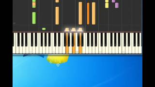 lady jane rolling stones [Piano tutorial by Synthesia]