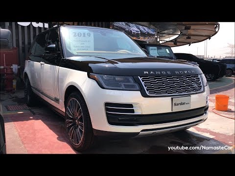 Range Rover SVAutobiography LWB Special Vehicle Operations 2019 | Real-life review