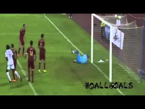 Equatorial Guinea vs Spain 1 2 Goals 16/11/2013   HD