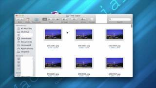 OSX: Time Lapse Tutorial