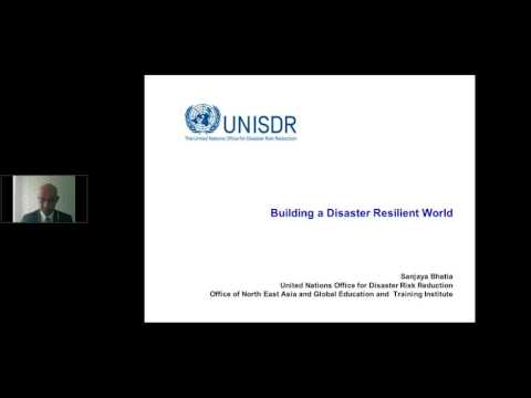 Urban Planning and Disaster Risk Managment