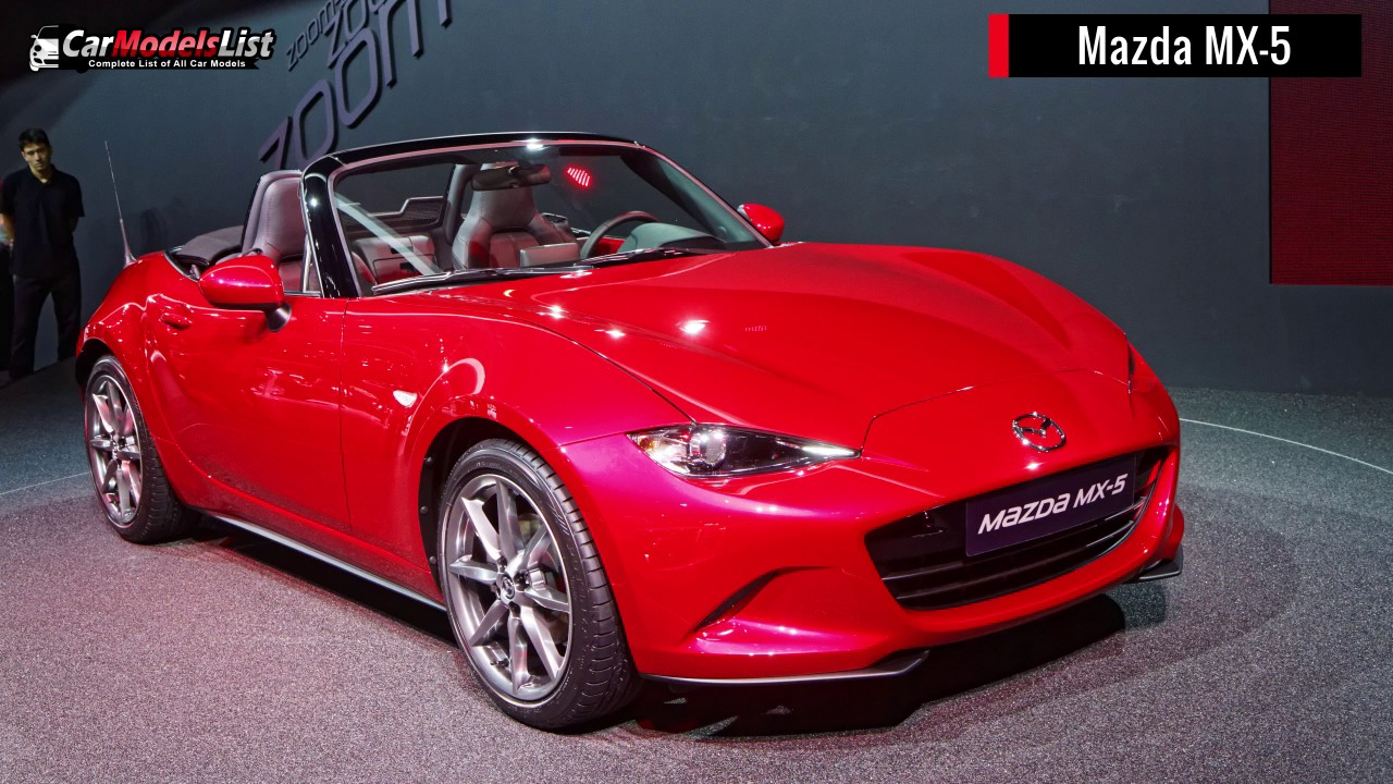 All Mazda Models Full List Of Mazda Car Models Vehicles Youtube