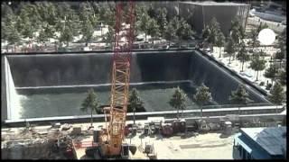 Ground Zero - Gedenken, zehn Jahre danach