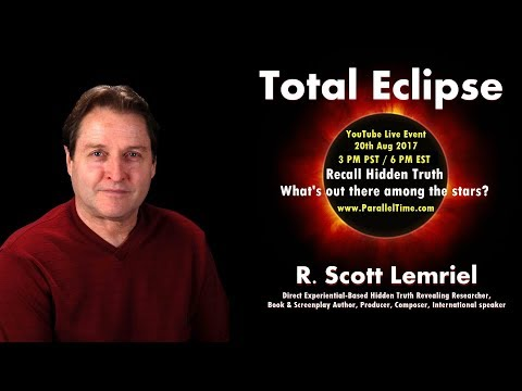 Solar Eclipse – Recall Hidden Truth. What's out there among the stars?