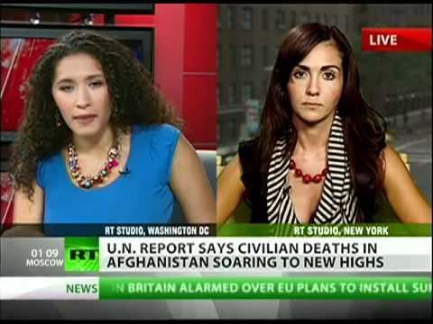 Afghan civilian casualties skyrocket