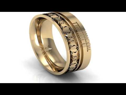 Wedding Ring Ideas | Mens Wedding Bands Latest Collection Of Diamond Gold Titanium