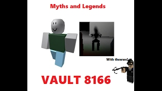 Vault 8166, In collaboration with wwe1938 | ROBLOX Myths and Legends season 2 part 3