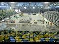 Kigali Arena: A sneak peek at the interior set-up