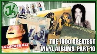 Britpop - The 1000 Greatest Vinyl Albums, part 10