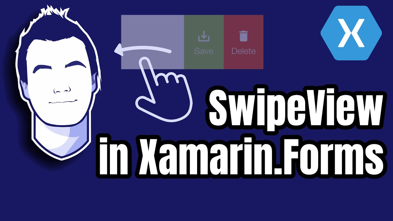 Using Xamarin.Forms SwipeView + CollectionView Bonus!