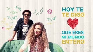 Mi Mundo Entero OFFICIAL Lyric Video - Periko & Jessi Leon