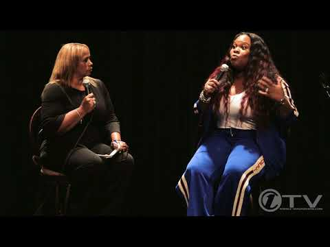 Tasha Cobbs-Leonard talks about Nicki Minaj on her Album