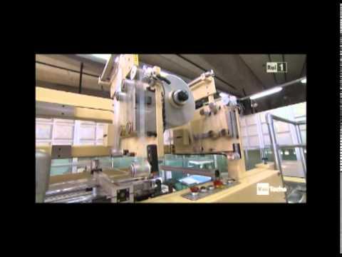 Come nasce una banconota - Estratto video della trasmissione Rai
