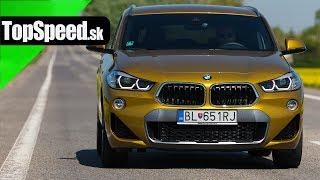 BMW X2 20d xDrive test - Maroš ČABÁK TopSpeed.sk