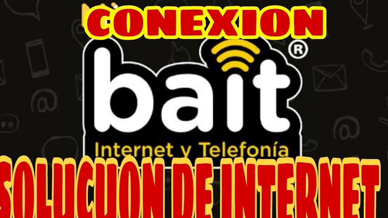 *solucion* COMO TENER DATOS con el chip BAIT *INTERNET CON COMPAÑIA BAIT* ayuda DATOS BAIT