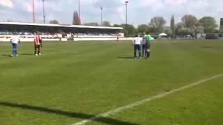 Feyenoord, sc (AV) 1 (zo) vs. Leonidas 1 (zo) 5-5-2013 15:19