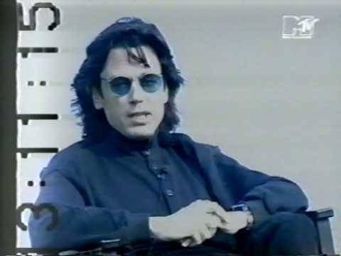 Jean Michel Jarre -  Interview about Chronologie 1993