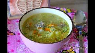 Мясной суп с лапшой и яйцом Для детей(, 2018-03-17T10:00:04.000Z)