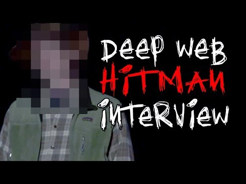 Interview with a REAL Deep Web Hitman (Meetup in Person)