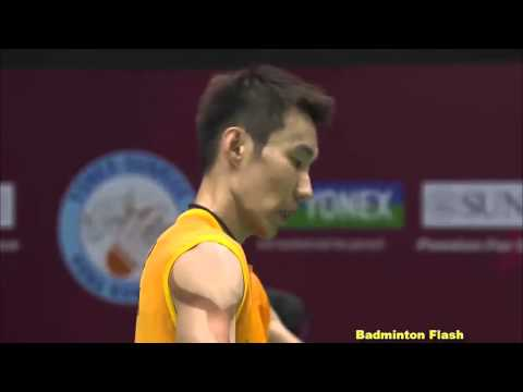 [Highlights]Lee Chong Wei Vs Chen Long[2015 Hong Kong Open]