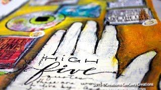 """DLP 2015 - week 9 """"high five"""""""