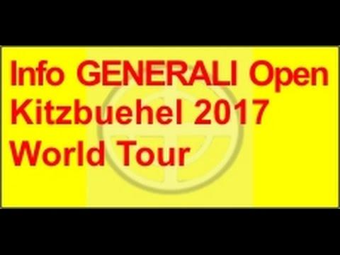 Generali Open 2017 Kitzbühel / Kitzbuehel ATP World Tour AUSTRIA, Tennis 2017