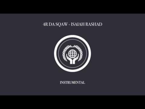 Isaiah Rashad - 4r Da Squaw (Instrumental)