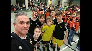 CZ1- FC Yellow w Niemczech-Międzynarodowy Turniej Halowy w Ostritz-I Mecz FSV Neusalza Spremberg
