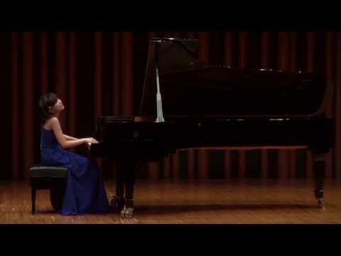 "Liszt: Transcendental Etude ""Harmonies du soir""/Yukine Kuroki(pf) The Yasuko Fukuda Audition 2015"