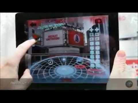 MTech Augmented Reality Demo xvid