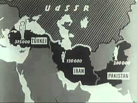Die Türkei – Wächter am Bosporus   1959