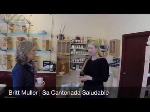 Sa Cantonada Saludable Bio Shop with Vegan Options in Manacor
