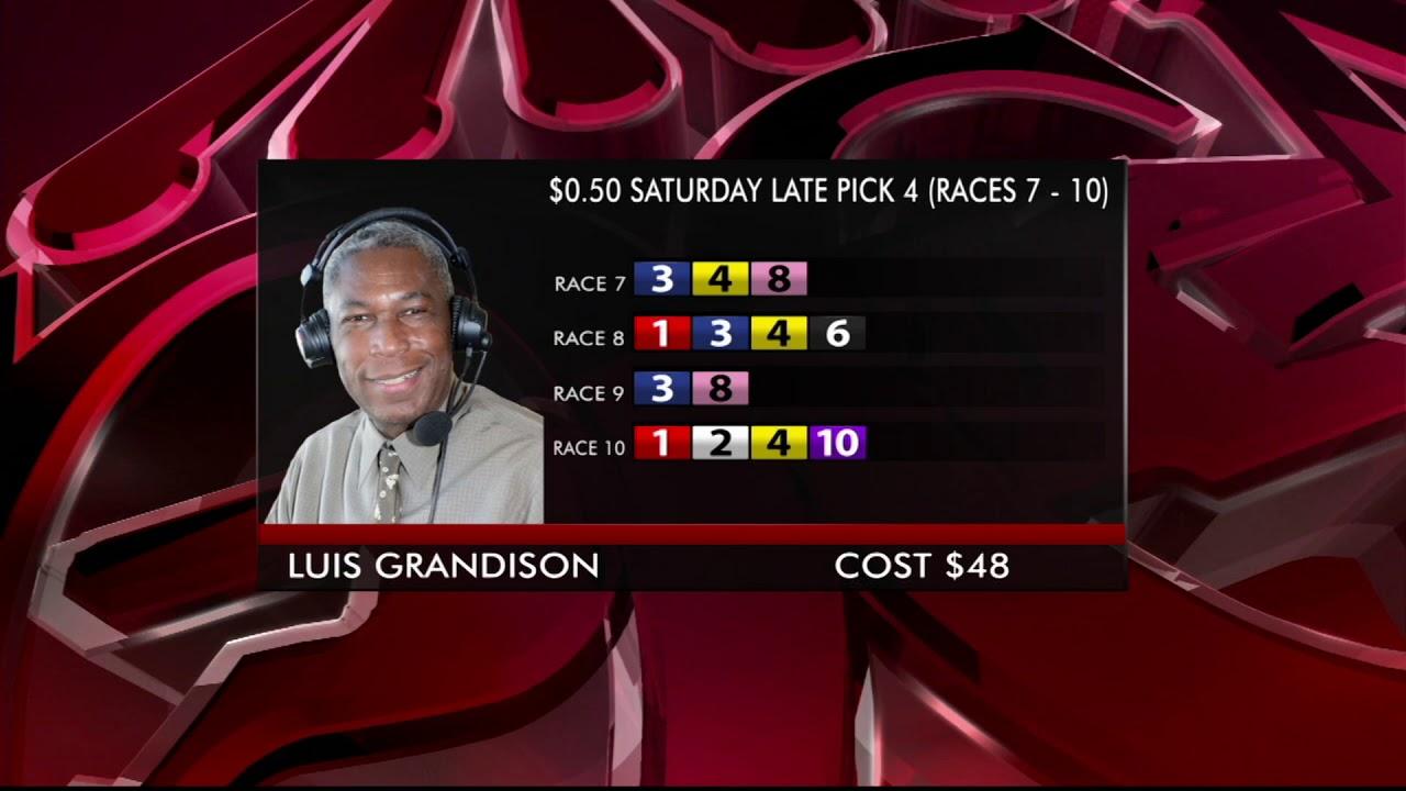 Previsualizacion de Los Eventos del Dia de Alabama Stakes con Luis Grandison