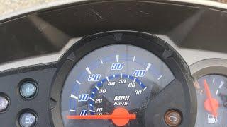 How to make a Yamaha ZUMA faster  Zuma top speed  / Yamaha