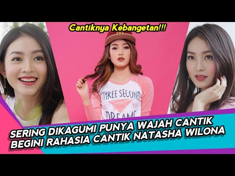 Sering Dikagumi Karena Punya Wajah Cantik, Begini Rahasia Cantik Natasha Wilona