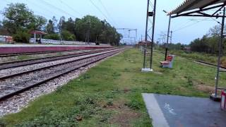 HIGH SPEED TALGO TRAIL RUN BETWEEN BAREILLY-MORADABAD ROUTE (PART ||) SKIPPED