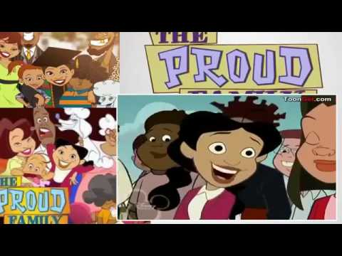 The Proud Family Season 1 Episode 20 Hip Hop Helicopter ❣❣#