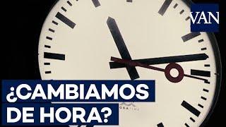 CAMBIO DE HORA: ¿Cómo nos afectaría abolir el cambio horario?